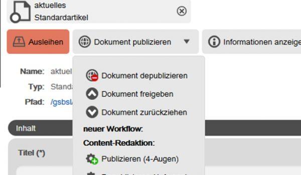 Arbeiten mit dem neuen GSBEditor/web