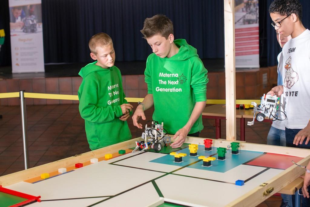 World Robotic Olympiad 11