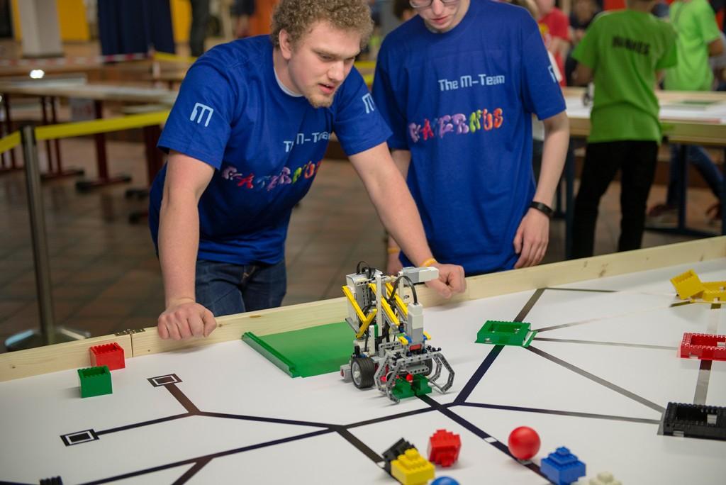 World Robotic Olympiad 10