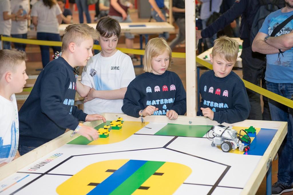 World Robotic Olympiad 12