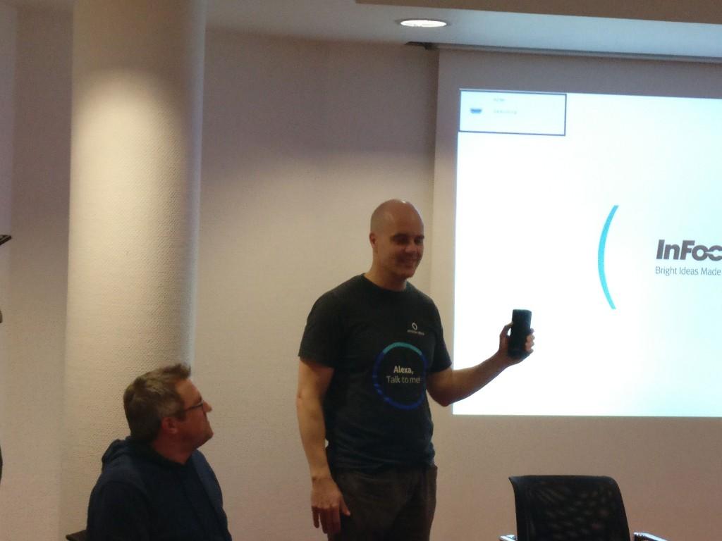 Rob McCauley erläutert weitere Details zur Alexa-Entwicklung