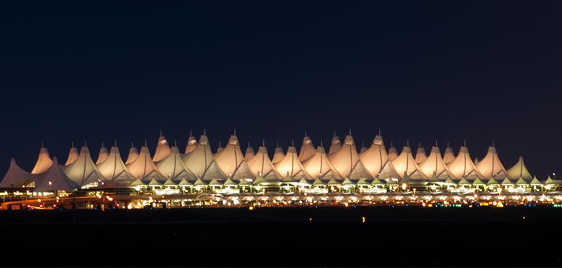 Flughafen-Denver-