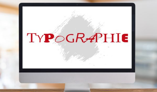Der Hidden Champion des Interface Designs: Typographie
