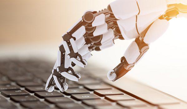 Roboter oder Schnittstelle?
