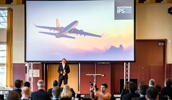 Materna Aviation Forum begrüßt internationale Teilnehmer