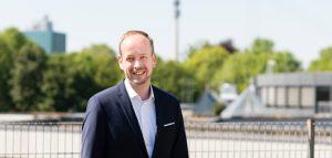 Materna-CEO Martin Wibbe