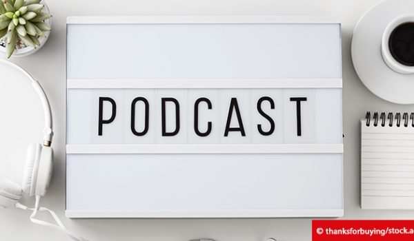 Podcasts: Lesestoff für die Ohren
