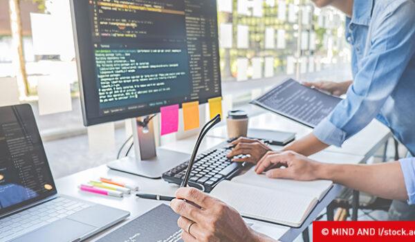 Wie leogistics die Testpyramide der Software-Entwicklung sieht