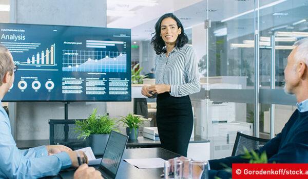 Graf Zahl – eins, zwei, drei, vier, fünf KPIs für den Customer Service